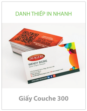 DANH THIẾP GIẤY COUCHE
